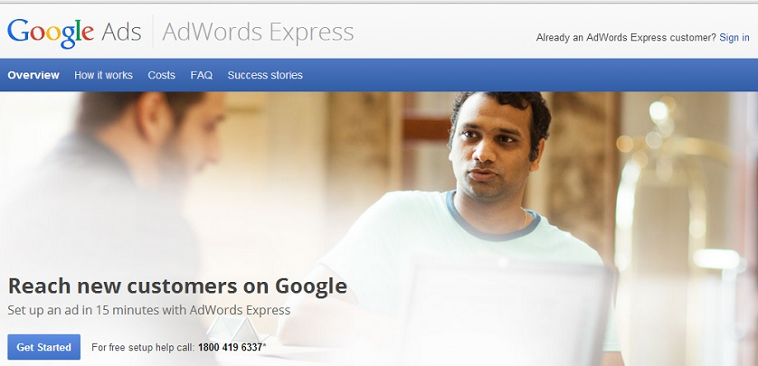 Google Adwords Express – A True Blessing for Small Business Owners
