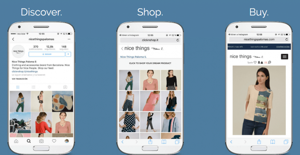 shoppable by photoslurp