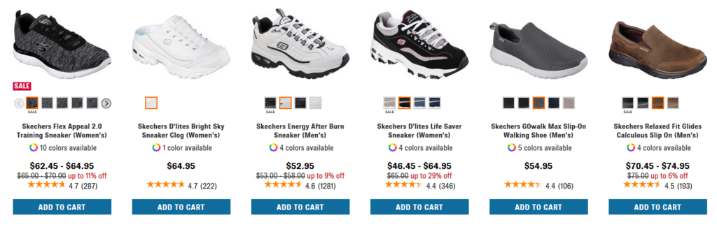 shoes-percentage-discount