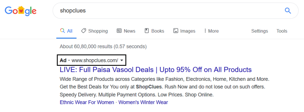 brand-search-ad-example